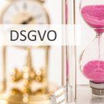 Keine Angst vor der DSGVO!