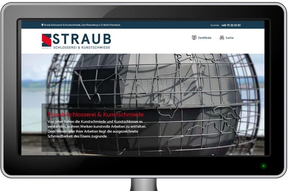 Straub Schlosserei & Kunstschmiede