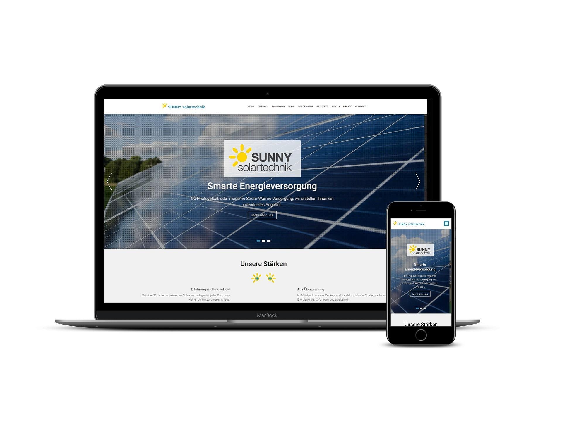 SUNNY Solartechnik, Konstanz
